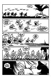 Usagi Yojimbo Vol. 1 #10