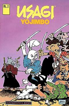 Usagi Yojimbo Tome 1 No.11