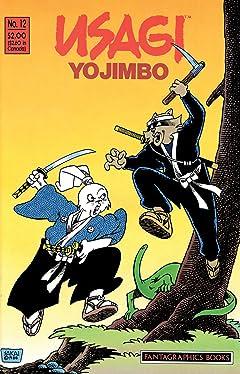 Usagi Yojimbo Tome 1 No.12