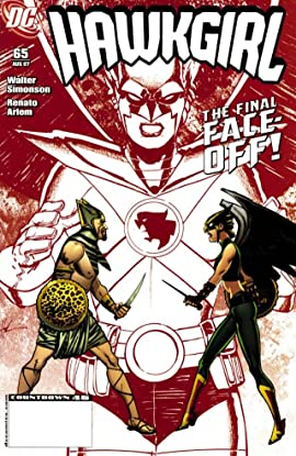 Hawkgirl (2006-2007) #65