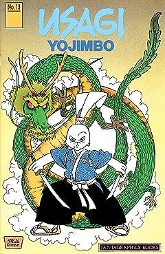 Usagi Yojimbo Tome 1 No.13