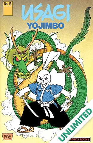 Usagi Yojimbo Vol. 1 #13