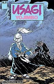 Usagi Yojimbo Vol. 1 #14