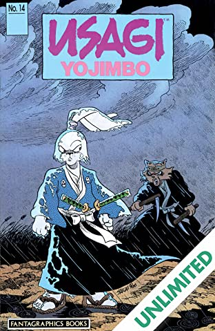 Usagi Yojimbo Vol. 1 #14