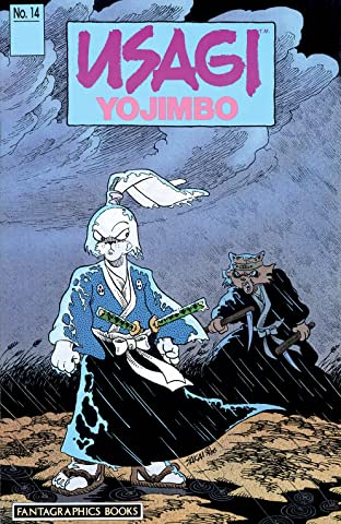 Usagi Yojimbo Tome 1 No.14