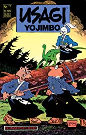 Usagi Yojimbo Vol. 1 #17