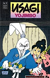 Usagi Yojimbo Vol. 1 #19