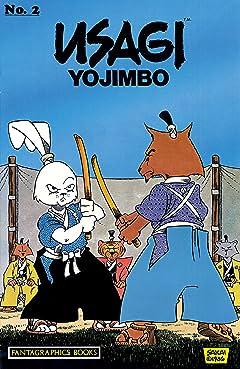 Usagi Yojimbo Tome 1 No.2