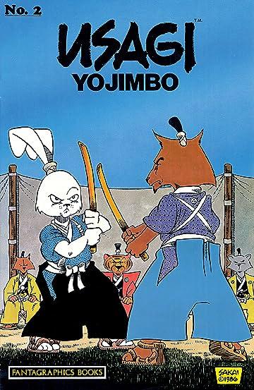 Usagi Yojimbo Vol. 1 #2