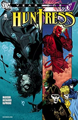 Huntress: Year One #4 (of 6)