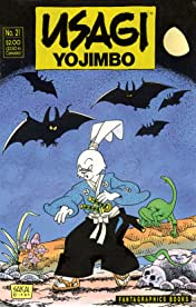 Usagi Yojimbo Vol. 1 #21