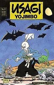 Usagi Yojimbo Vol. 1 #21