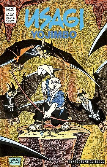 Usagi Yojimbo Vol. 1 #22