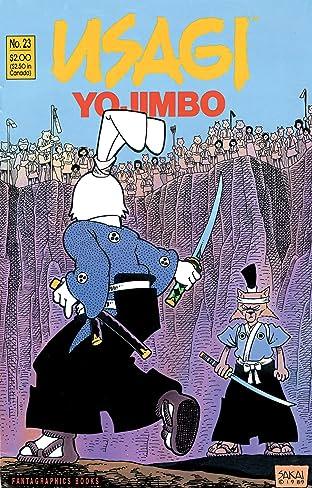 Usagi Yojimbo Vol. 1 #23