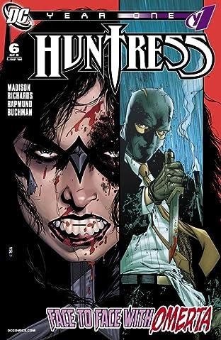 Huntress: Year One #6 (of 6)