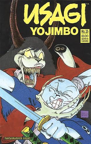 Usagi Yojimbo Vol. 1 #25