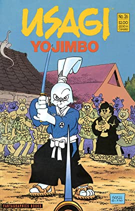 Usagi Yojimbo Vol. 1 #26