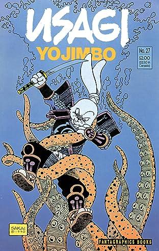 Usagi Yojimbo Vol. 1 #27