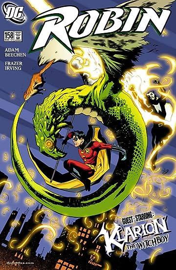 Robin (1993-2009) #158
