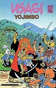 Usagi Yojimbo Vol. 1 #28