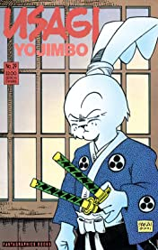 Usagi Yojimbo Vol. 1 #29