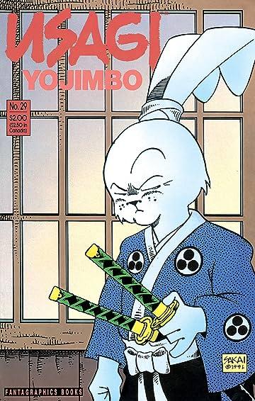 Usagi Yojimbo Vol. 1 #29