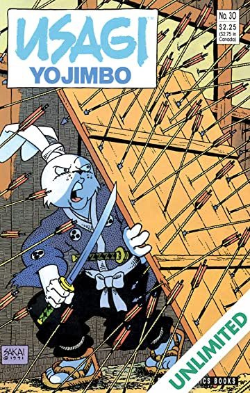 Usagi Yojimbo Vol. 1 #30