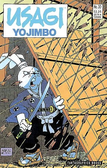 Usagi Yojimbo Vol. 1 #30