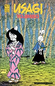 Usagi Yojimbo Vol. 1 #31