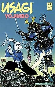 Usagi Yojimbo Vol. 1 #33