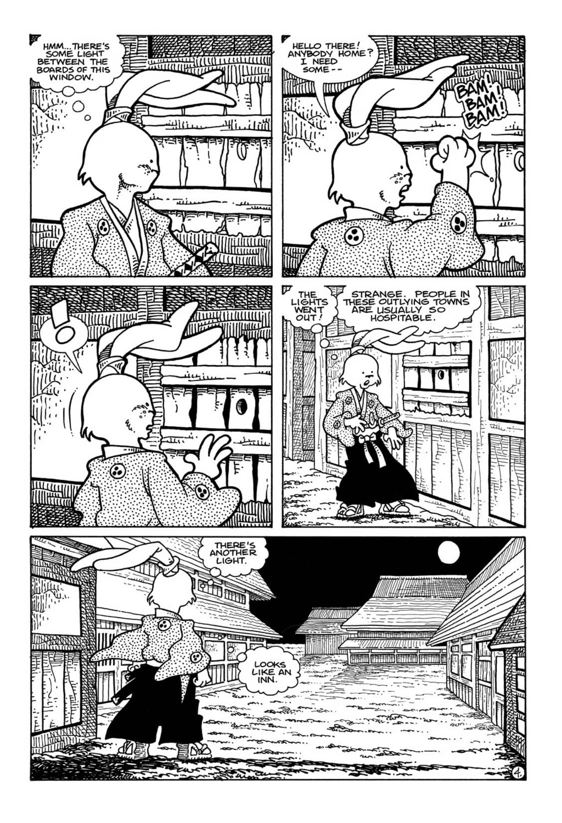 Usagi Yojimbo Vol. 1 #33