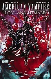 American Vampire: Lord of Nightmares No.3 (sur 5)