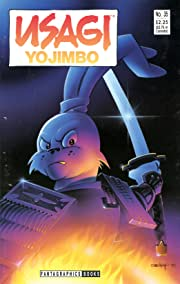 Usagi Yojimbo Vol. 1 #35