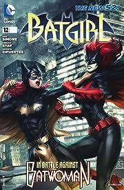 Batgirl (2011-) #12