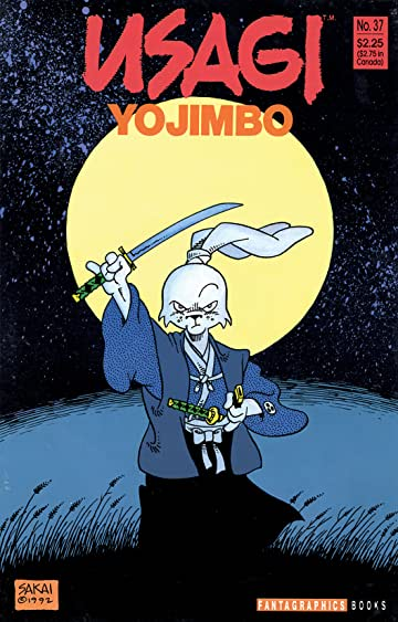Usagi Yojimbo Vol. 1 #37