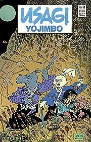 Usagi Yojimbo Vol. 1 #38