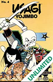 Usagi Yojimbo Vol. 1 #4