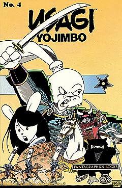 Usagi Yojimbo Tome 1 No.4