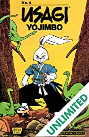 Usagi Yojimbo Vol. 1 #5