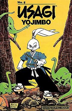 Usagi Yojimbo Tome 1 No.5