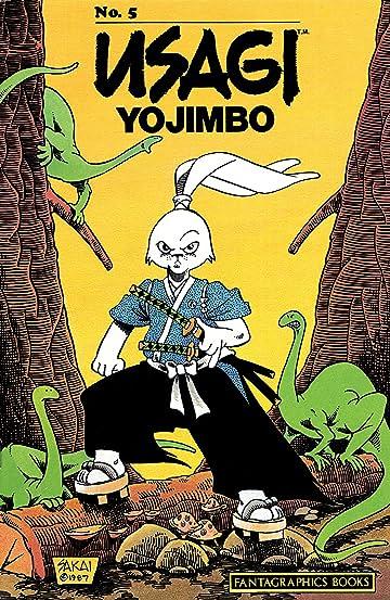 Usagi Yojimbo Vol. 1 #5