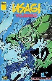 Usagi Yojimbo Vol. 1 #6