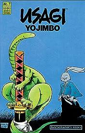 Usagi Yojimbo Vol. 1 #7