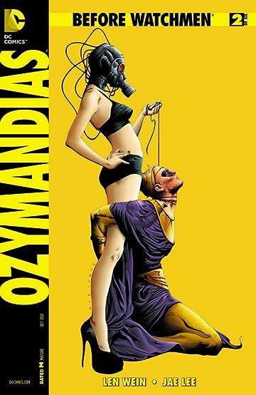 Before Watchmen: Ozymandias #2 (of 6)