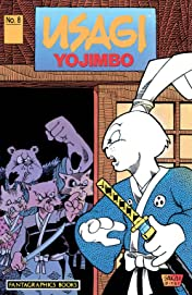 Usagi Yojimbo Vol. 1 #8
