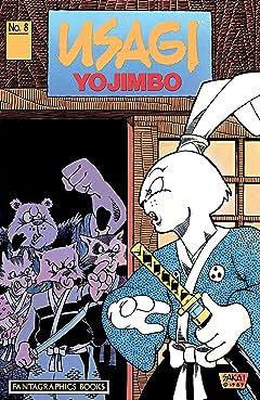Usagi Yojimbo Tome 1 No.8