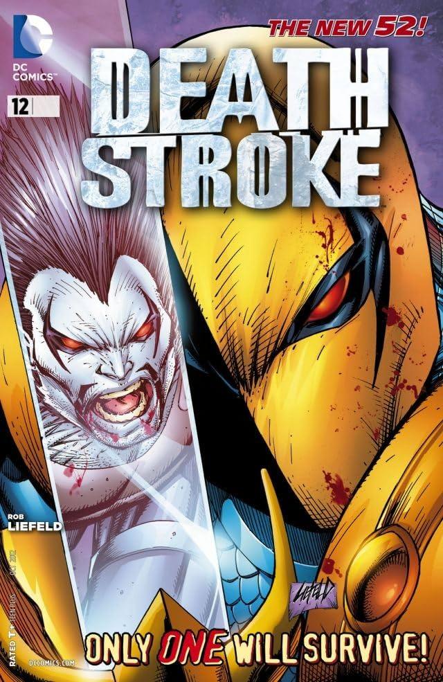 Deathstroke (2011-2013) #12