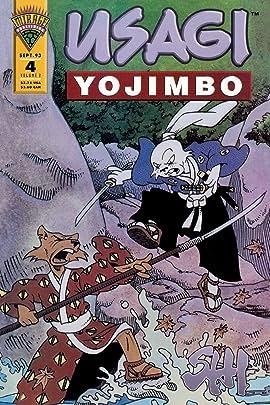 Usagi Yojimbo Vol. 2 #4