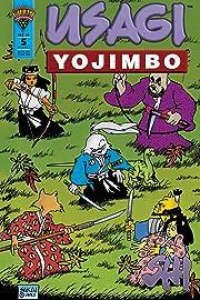Usagi Yojimbo Vol. 2 #5