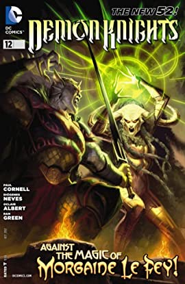 Demon Knights (2011-2013) #12